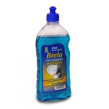 Brela mycí prostředek na nádobí
