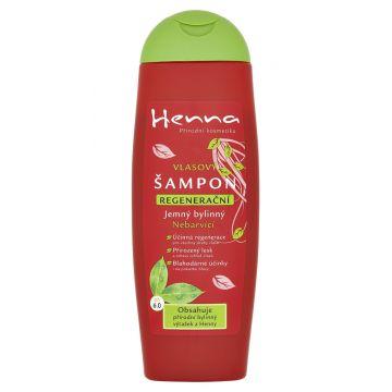Bylinný šampon z Henny
