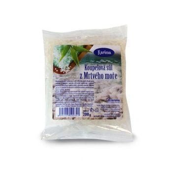 Koupelová sůl z Mrtvého moře 200g