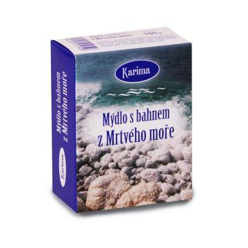 Mýdlo s bahnem z Mrtvého moře