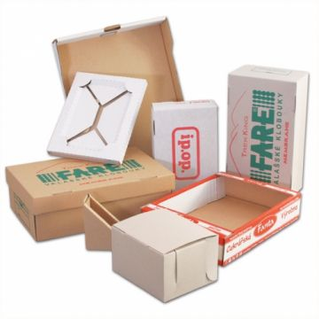 Vysekávané krabice
