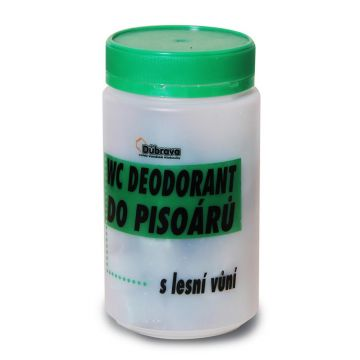 WC deodorant do pisoárů les